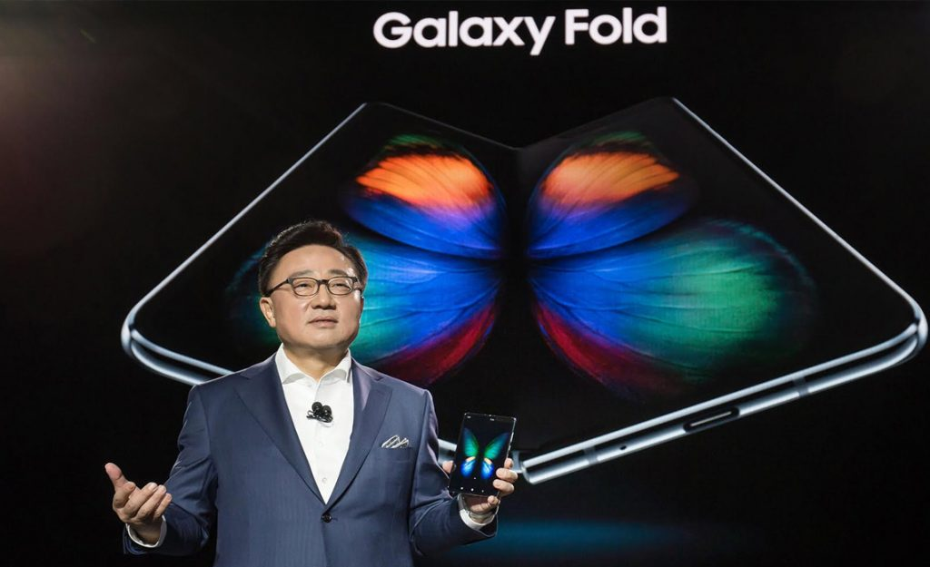 Samsung Galaxy Fold: de vouwbare smartphone