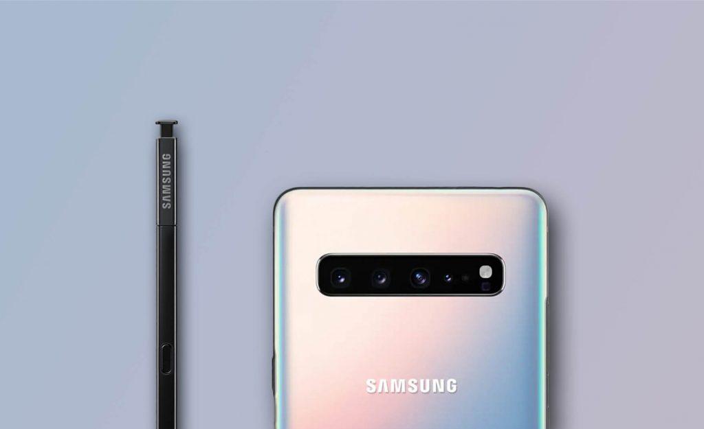 Galaxy Note 10 en Note 10+